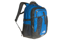 The North Face Recon jake blue emboss